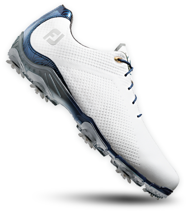 Fine Leather Golf Shoes